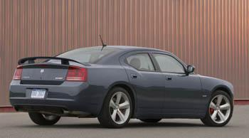 2009 Dodge Charger SRT8 featured image large thumb3