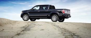 2009 Ford F-150 featured image large thumb0