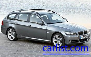 2009 BMW 335d Wagon featured image large thumb0