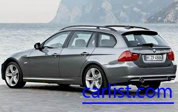 2009 BMW 335d Wagon featured image large thumb3