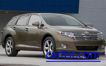 2009 Toyota Venza V6 featured image large thumb0