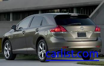 2009 Toyota Venza V6 featured image large thumb3
