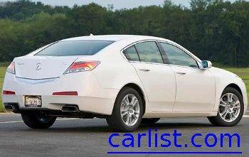 2009 Acura TL Sedan featured image large thumb3