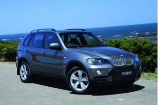 2009 BMW X5 featured image large thumb0