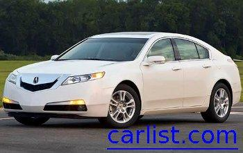 2009 Acura TL featured image large thumb0