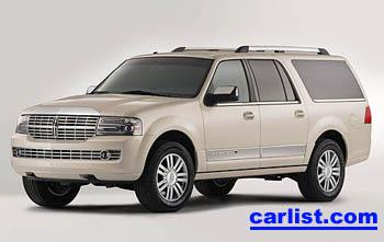 2008 Lincoln Navigator L featured image large thumb0