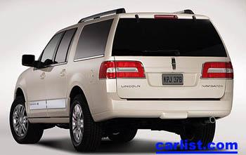 2008 Lincoln Navigator L featured image large thumb3