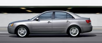 2008 Hyundai Sonata featured image large thumb0