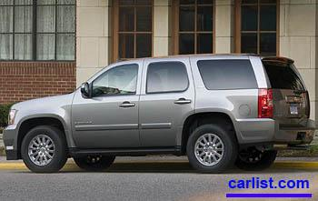 2008 Chevrolet Tahoe Hybrid SUV featured image large thumb3