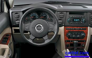 2008 Jeep Commander featured image large thumb1