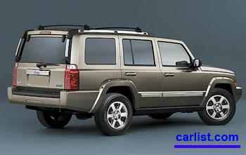 2008 Jeep Commander featured image large thumb3