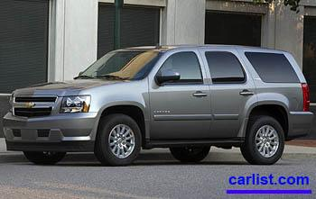 2008 Chevrolet Tahoe hybrid featured image large thumb0