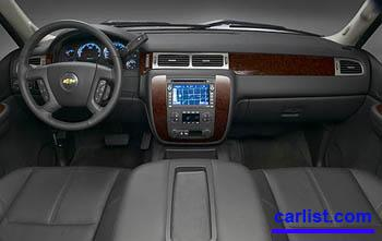 2008 Chevrolet Tahoe hybrid featured image large thumb1