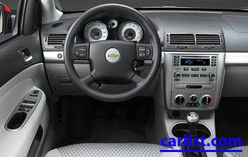2008 Chevrolet Cobalt XFE Coupe featured image large thumb1
