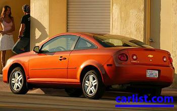 2008 Chevrolet Cobalt XFE Coupe featured image large thumb3