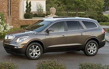 2008 Buick Enclave CX featured image large thumb0