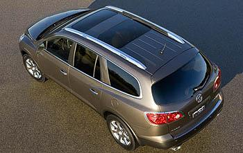 2008 Buick Enclave CX featured image large thumb3