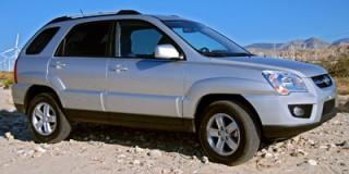 2009 Kia Sportage featured image large thumb0