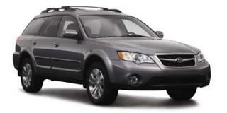 2009 Subaru Outback featured image large thumb0