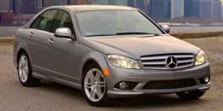 2009 Mercedes-Benz C-Class featured image large thumb0