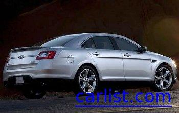2010 Ford Taurus featured image large thumb3