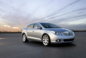 2010 Buick LaCrosse CXS featured image large thumb0