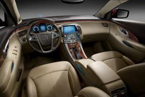 2010 Buick LaCrosse CXS featured image large thumb1