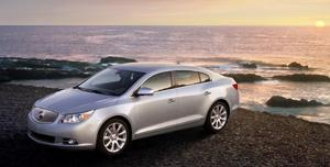 2010 Buick LaCrosse CXS featured image large thumb3