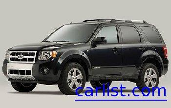 2008 Ford Escape CUV featured image large thumb0