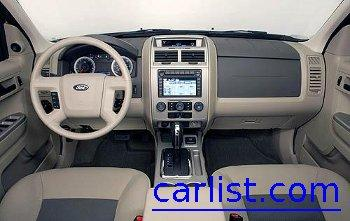 2008 Ford Escape CUV featured image large thumb1