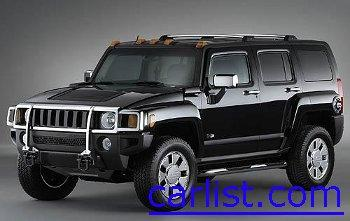 2008 Hummer H3X featured image large thumb0