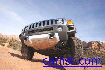 2008 Hummer H3X featured image large thumb1
