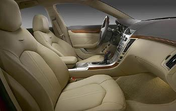 2008 Cadillac CTS featured image large thumb1