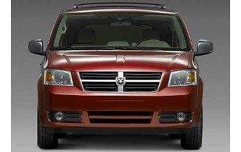 2008 Dodge Grand Caravan featured image large thumb0
