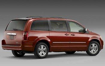 2008 Dodge Grand Caravan featured image large thumb3