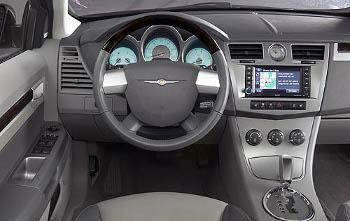 2008 Chrysler Sebring Touring Convertible featured image large thumb1