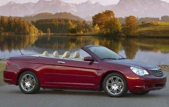 2008 Chrysler Sebring Touring Convertible featured image large thumb3