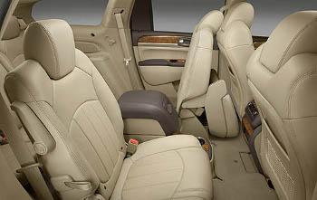 2008 Buick Enclave CXL featured image large thumb1
