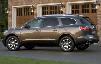 2008 Buick Enclave CXL featured image large thumb3
