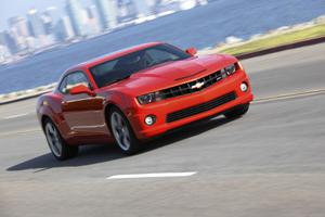 2010 Chevrolet Camaro SS featured image large thumb0