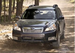 2010 Subaru Outback featured image large thumb0