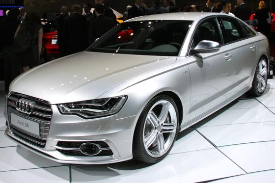 2012 Audi S6 - LA Auto Show - Image Gallery featured image large thumb0
