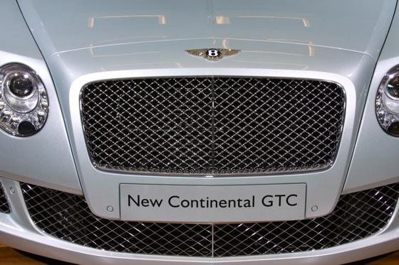 2012 Bentley Continental GTC - LA Auto Show - Image Gallery featured image large thumb1
