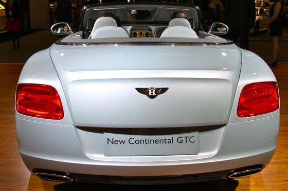 2012 Bentley Continental GTC - LA Auto Show - Image Gallery featured image large thumb3