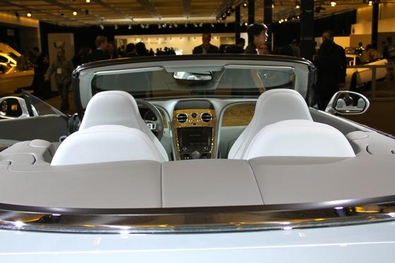 2012 Bentley Continental GTC - LA Auto Show - Image Gallery featured image large thumb5