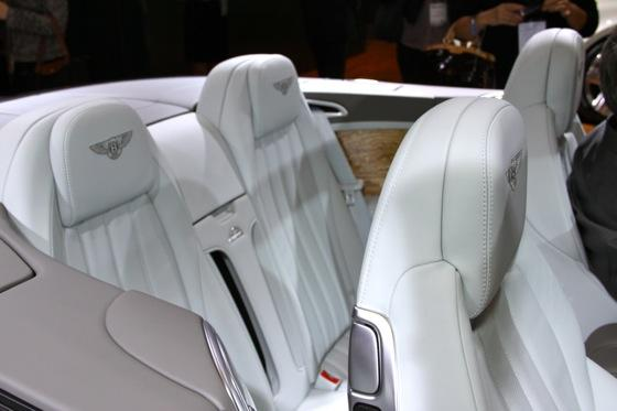 2012 Bentley Continental GTC - LA Auto Show - Image Gallery featured image large thumb6