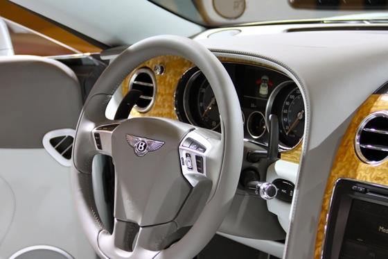 2012 Bentley Continental GTC - LA Auto Show - Image Gallery featured image large thumb9