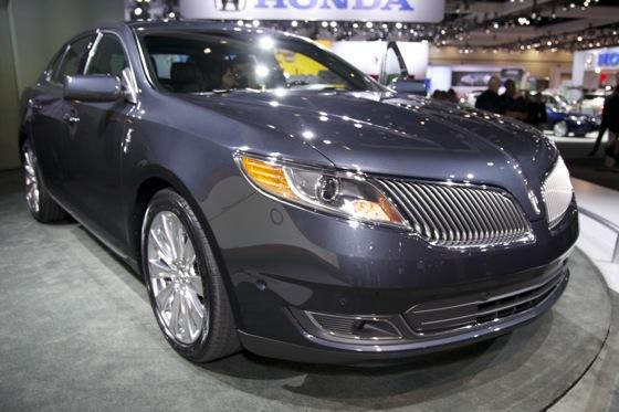 2012 Lincoln MKS - LA Auto Show - Image Gallery featured image large thumb0