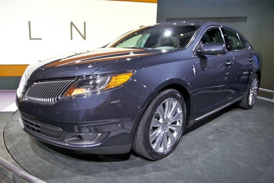 2012 Lincoln MKS - LA Auto Show - Image Gallery featured image large thumb1