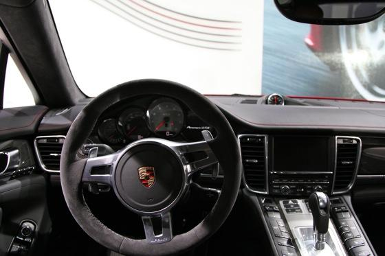 2012 Porsche Panamera GTS- LA Auto Show - Image Gallery featured image large thumb12